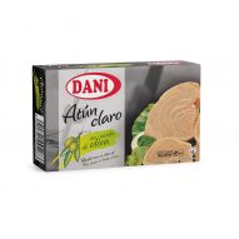 Lomito de Atun Claro en Aceite de Oliva Dani x 106 g